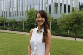 Co-President: Grace Hwang