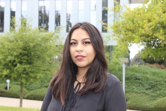 Social Chair: Yami Murillo